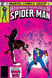 Peter Parker, the Spectacular Spider-Man #55