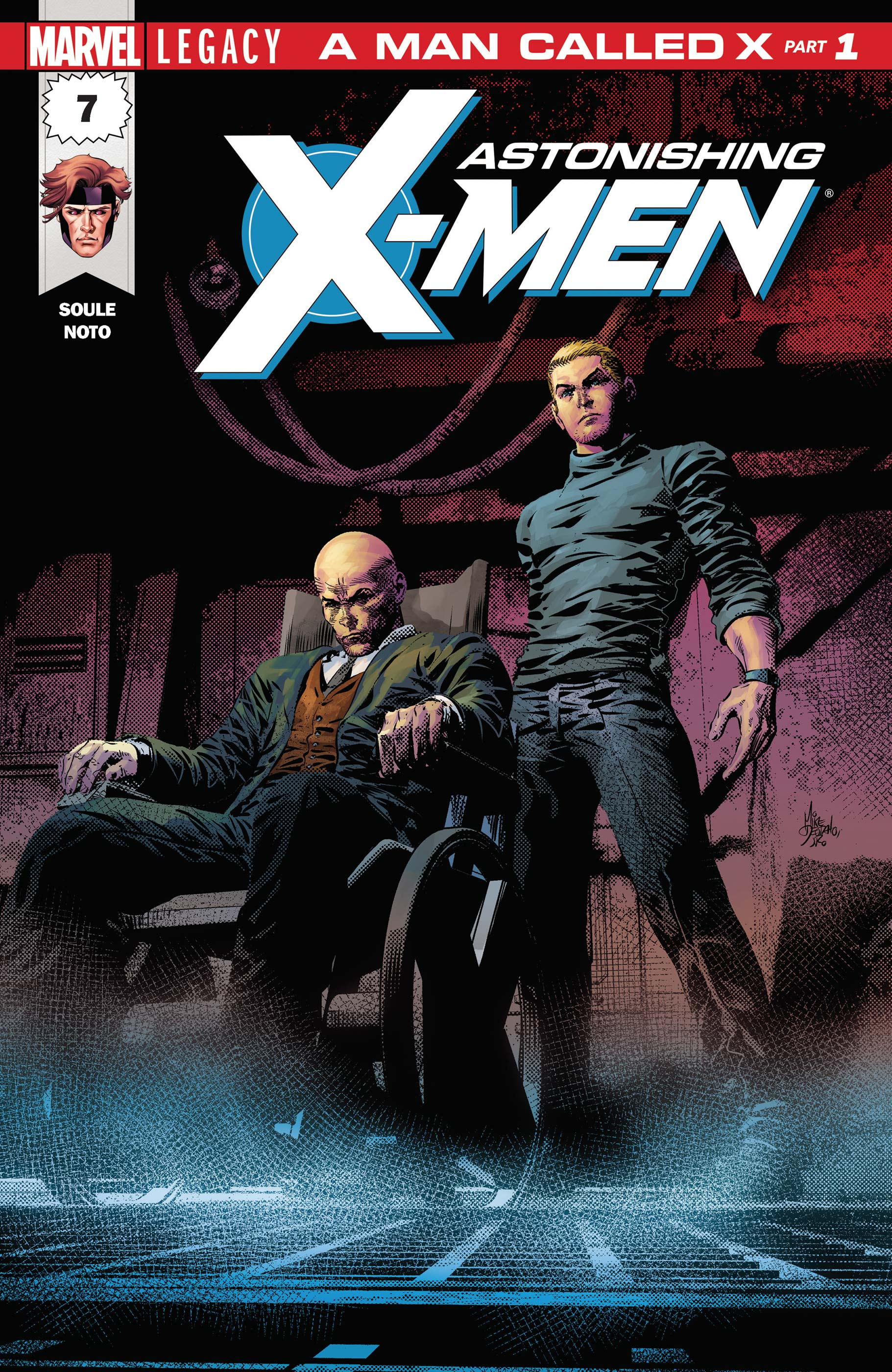 Astonishing X-Men (2017) #7