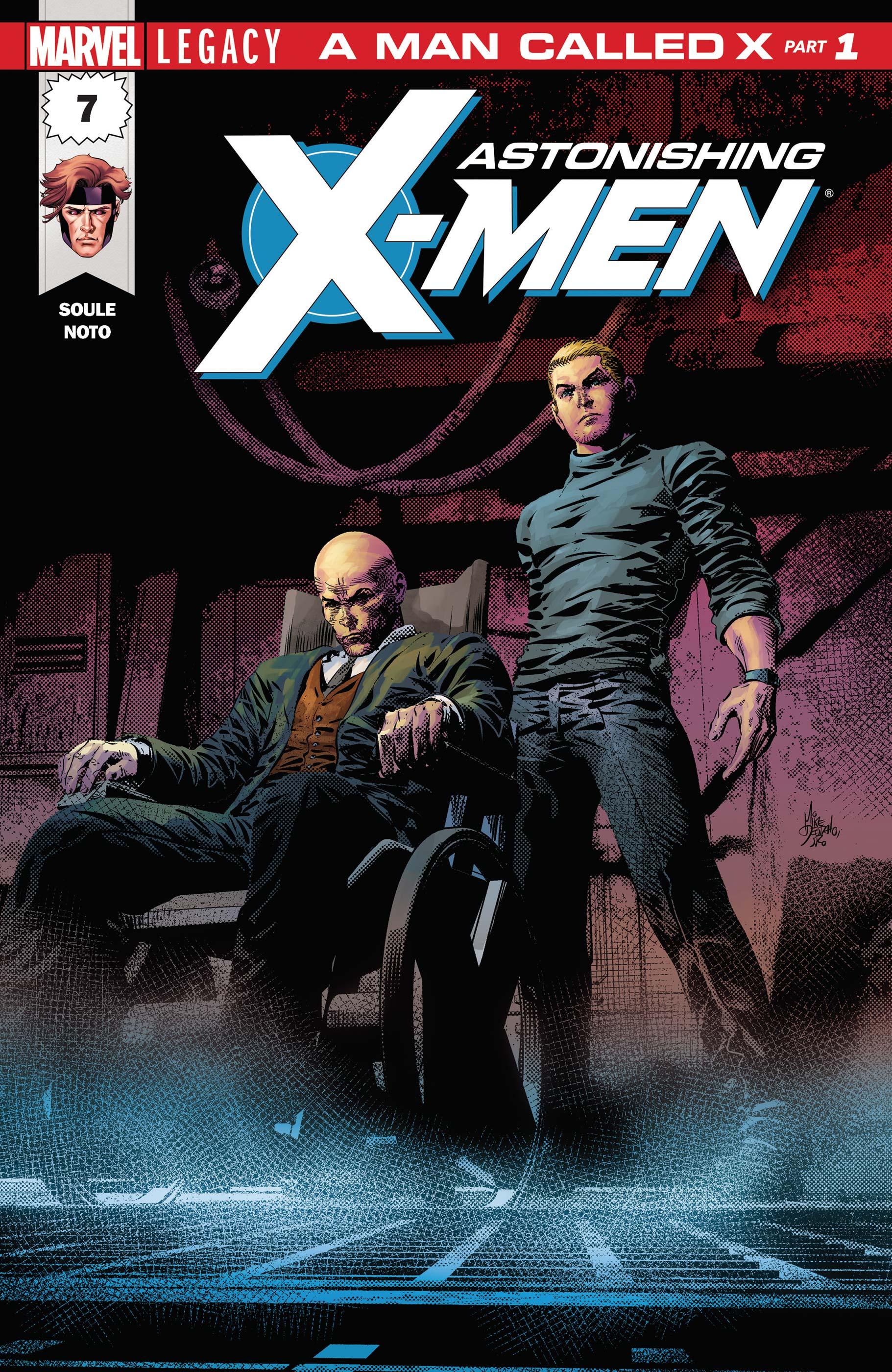 Astonishing X-Men (2017) #7