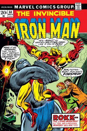 Iron Man (1968) #64