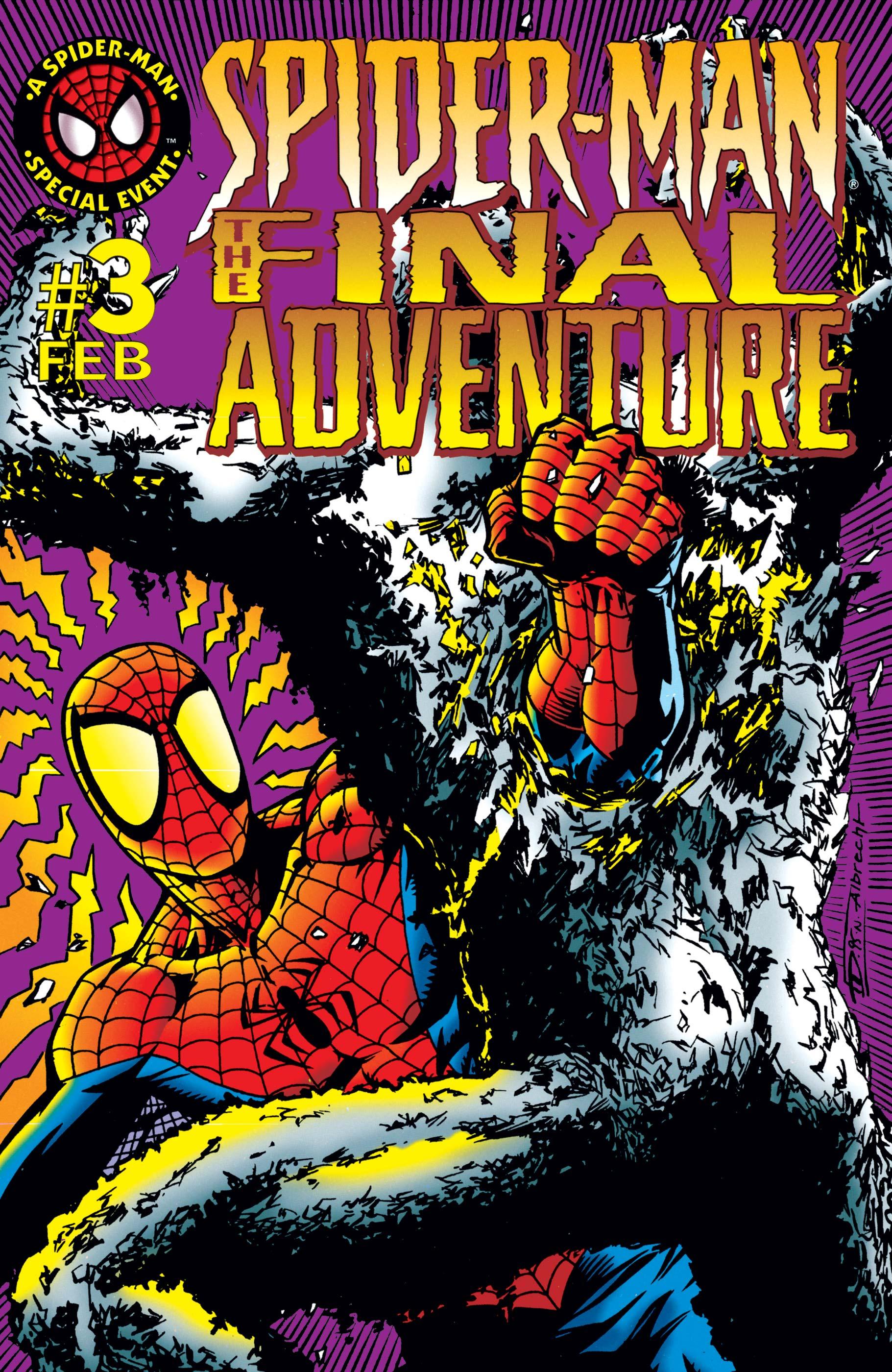 Spider-Man: The Final Adventure (1995) #3
