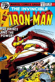 Iron Man #121