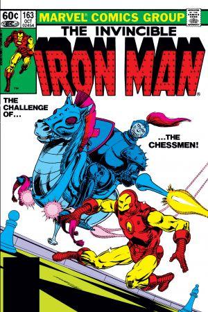 Iron Man (1968) #163