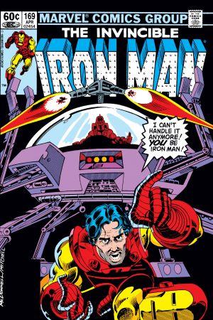 Iron Man (1968) #169