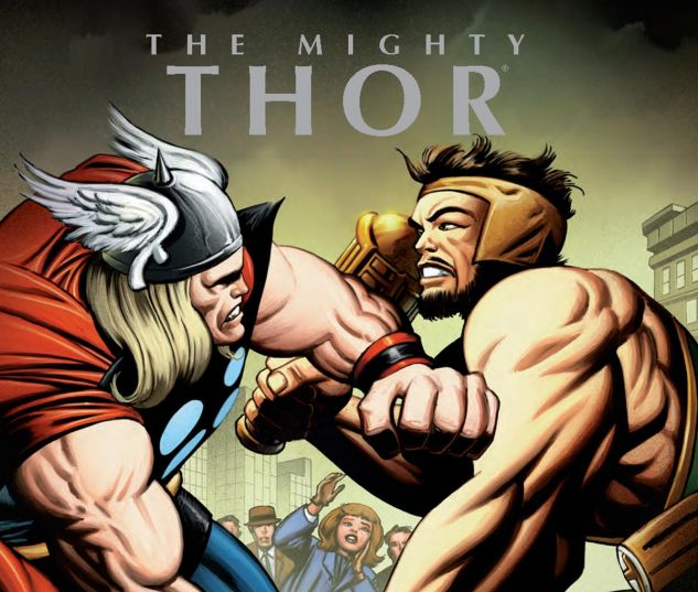 MARVEL MASTERWORKS: THE MIGHTY THOR VOL. 4 0 cover