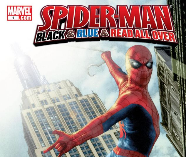 Spider_Man_Special_Black_and_Blue_and_Read_All_2006_1