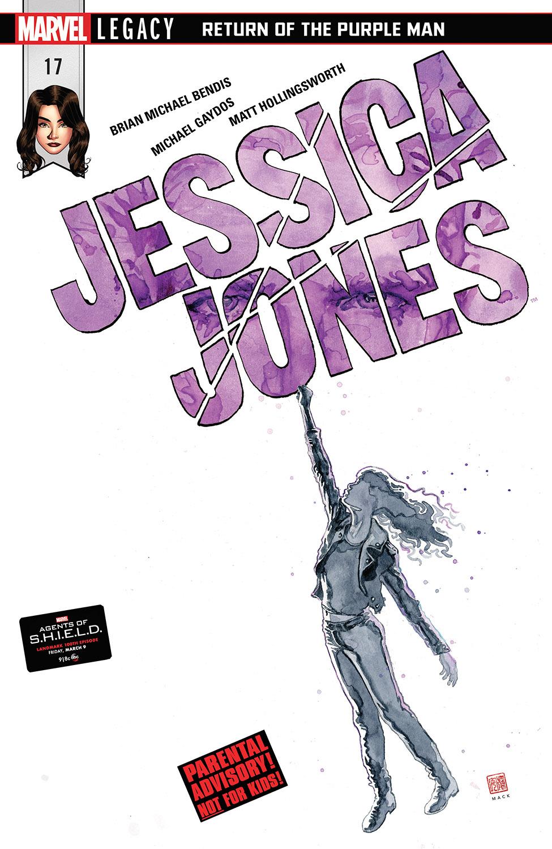 Jessica Jones (2016) #17