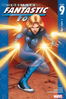 Ultimate Fantastic Four #9