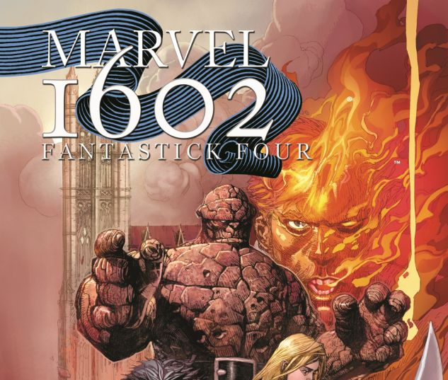 Marvel 1602: Fantastick Four 1-5