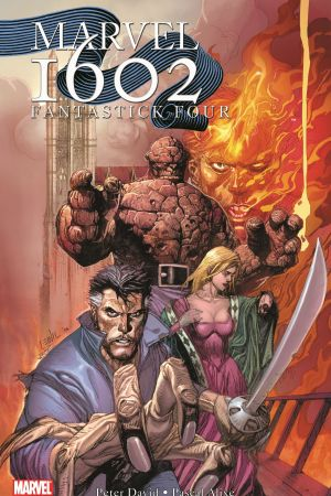 Marvel 1602: Fantastick Four (Trade Paperback)