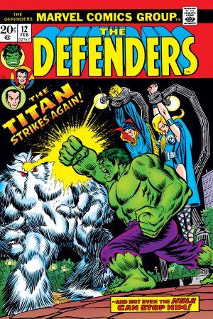 Defenders (1972) #12