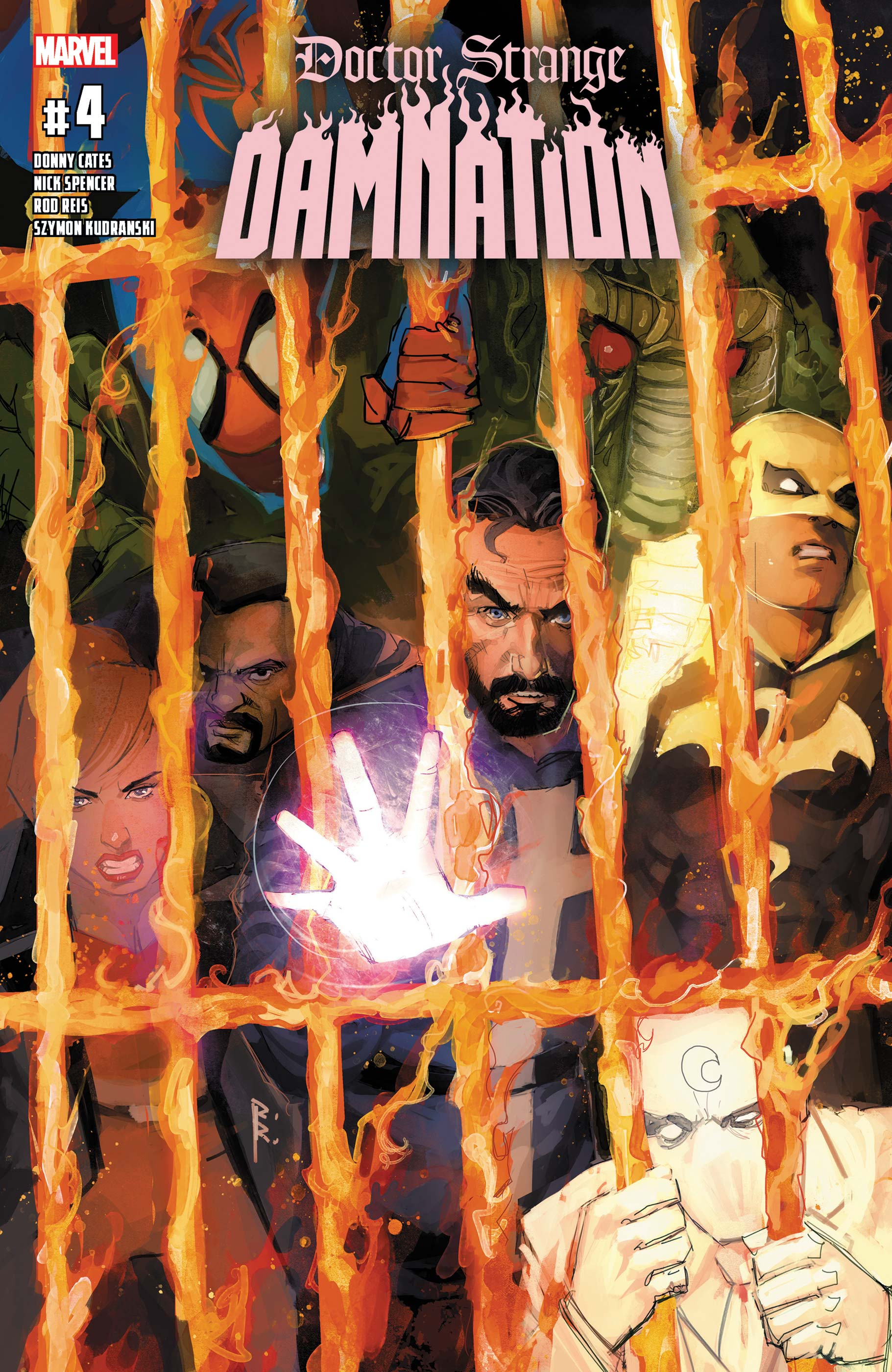 Doctor Strange: Damnation (2018) #4