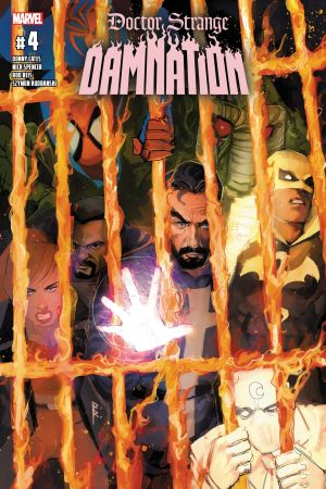 Doctor Strange: Damnation #4