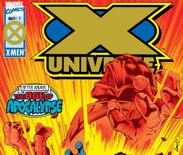 X-Universe (1995) #1