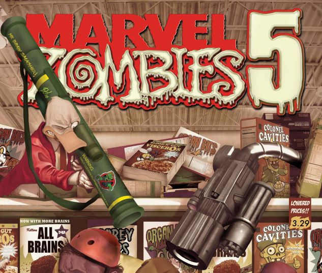 Marvel Zombies 5 (2010) #5