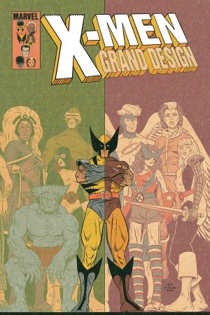 X-Men: Grand Design (2017) #2