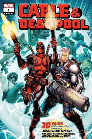 Cable/Deadpool Annual