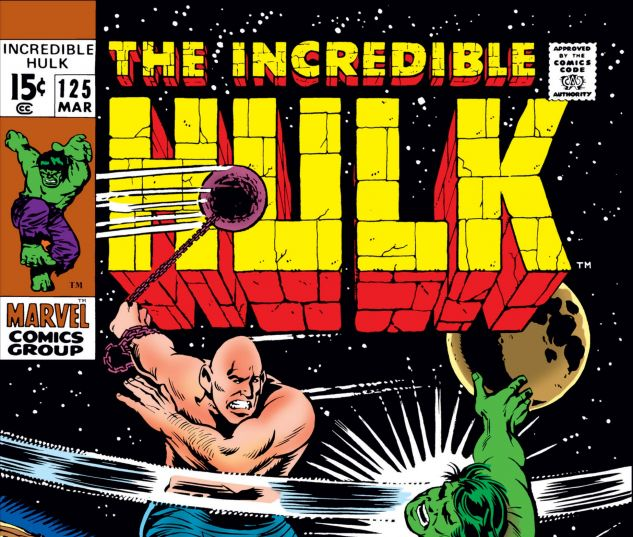 INCREDIBLE HULK (1962) #125