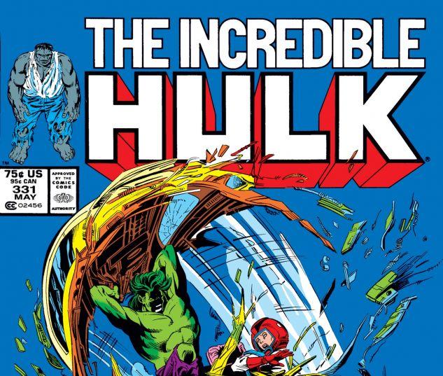 Incredible Hulk (1962) #331