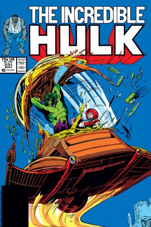 Incredible Hulk  #331