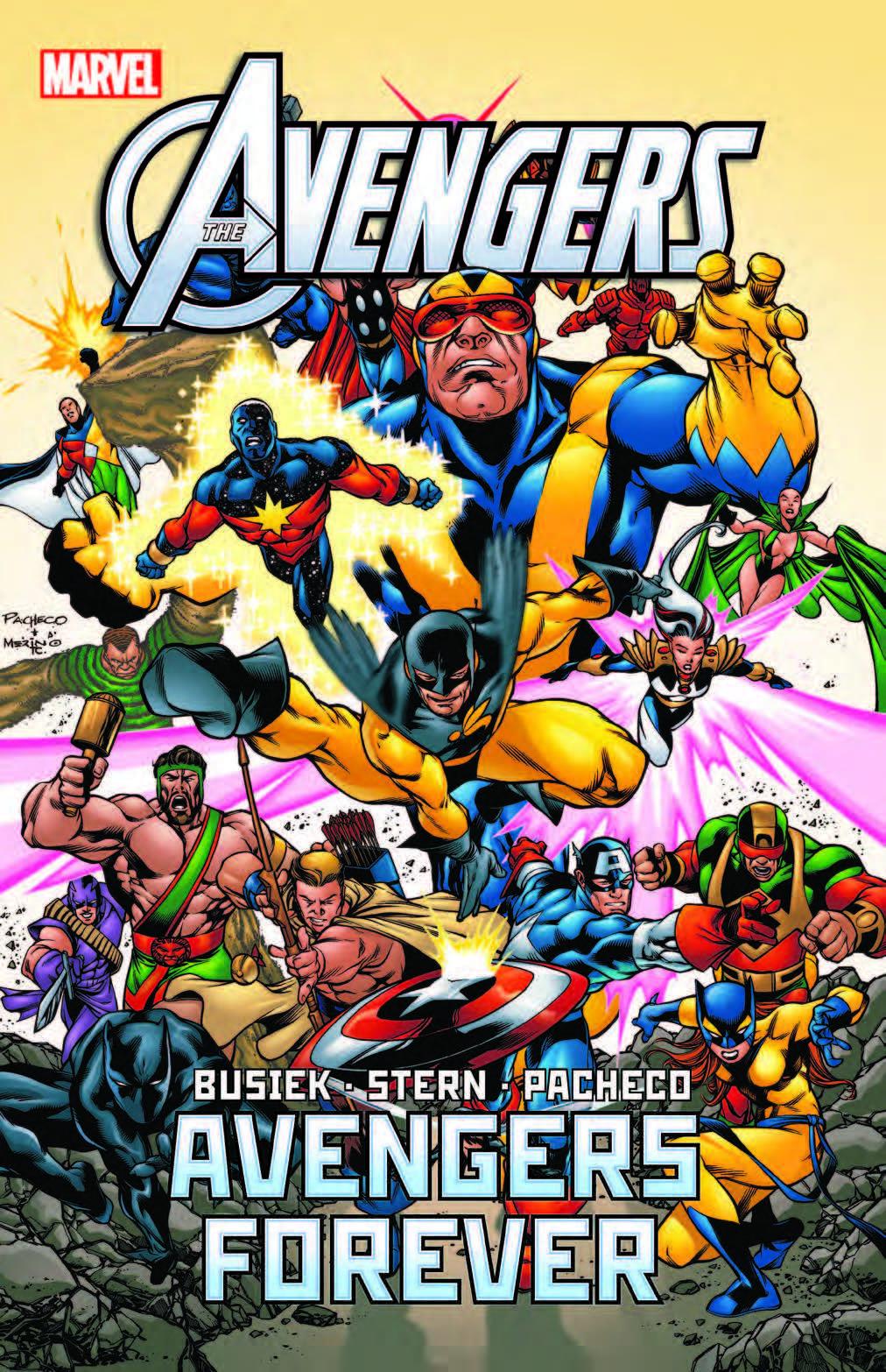 Avengers Forever (Trade Paperback)