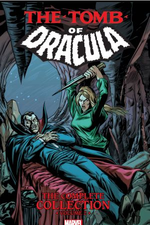 TOMB OF DRACULA: THE COMPLETE COLLECTION VOL. 2 TPB (Trade Paperback)