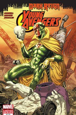 Dark Reign: Young Avengers (2009) #3