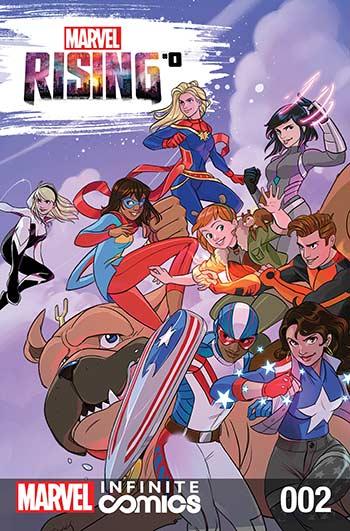 Marvel Rising (2018) #2