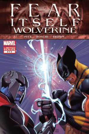 Fear Itself: Wolverine #2