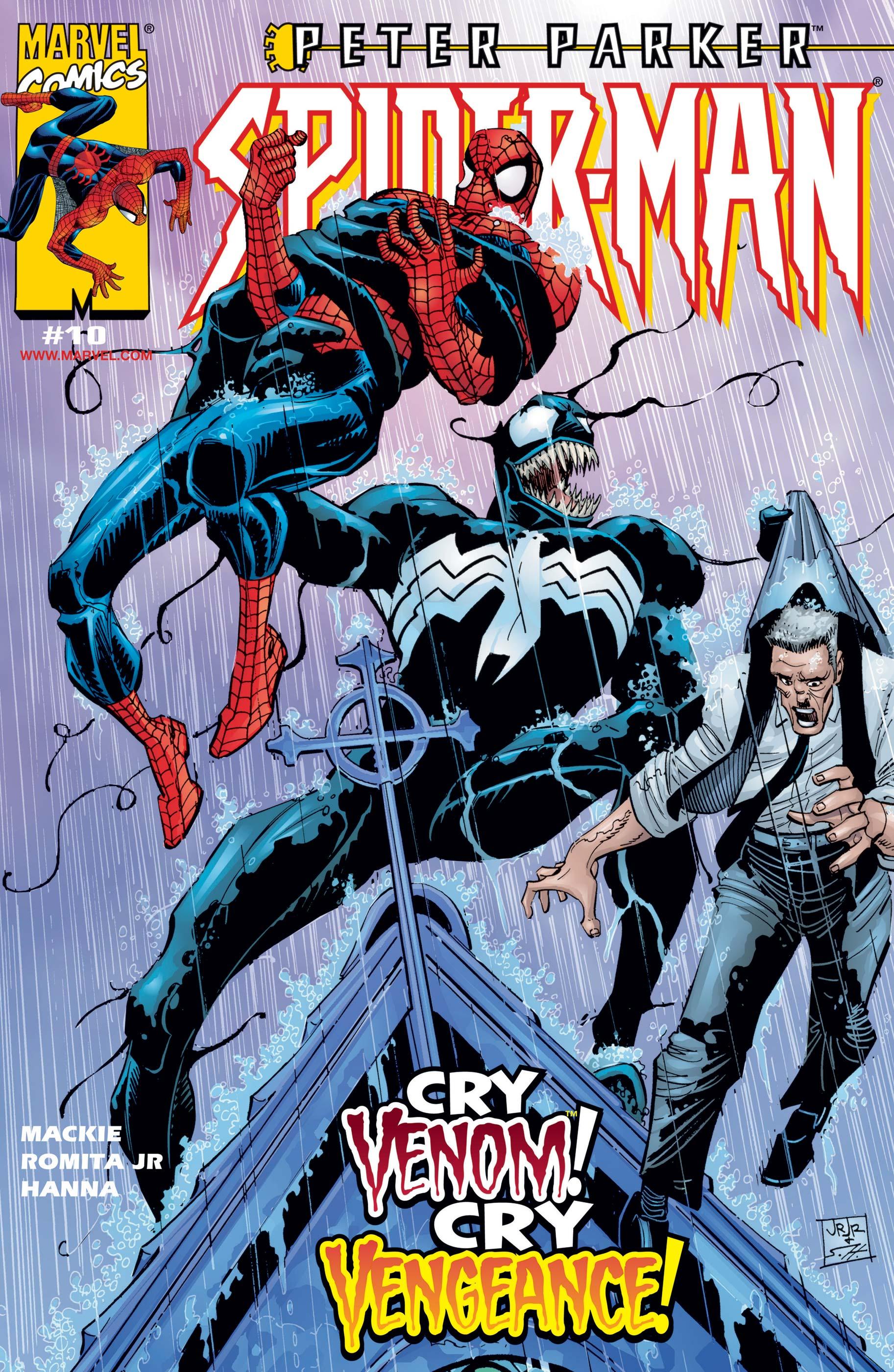 Peter Parker: Spider-Man (1999) #10