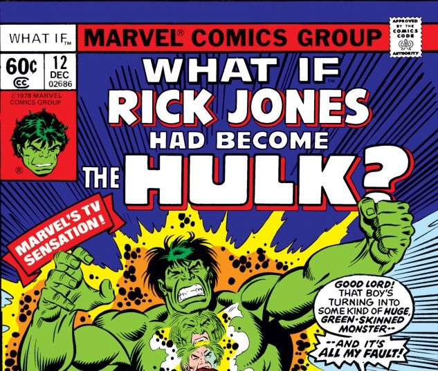 WHAT IF? (1977) #12