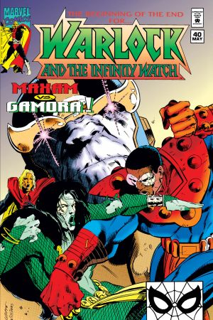 Warlock and the Infinity Watch #40