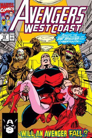 West Coast Avengers (1985) #73