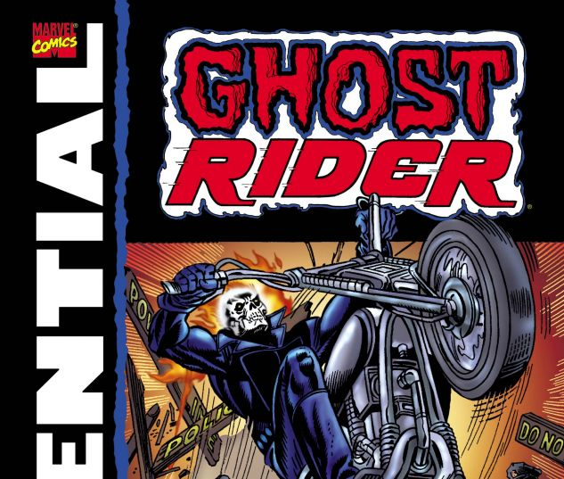 ESSENTIAL GHOST RIDER VOL. 1 TPB (2005) #1