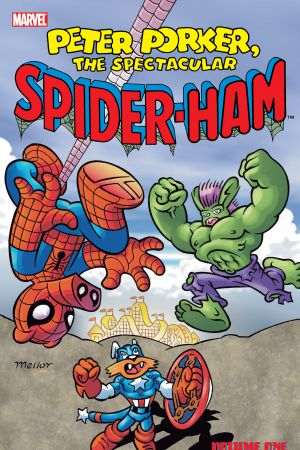 Peter Porker, the Spectacular Spider-Ham Vol. 1 ()