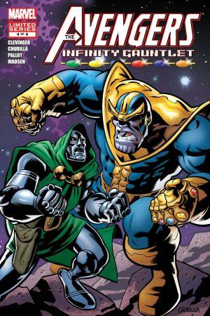 Avengers & the Infinity Gauntlet #4