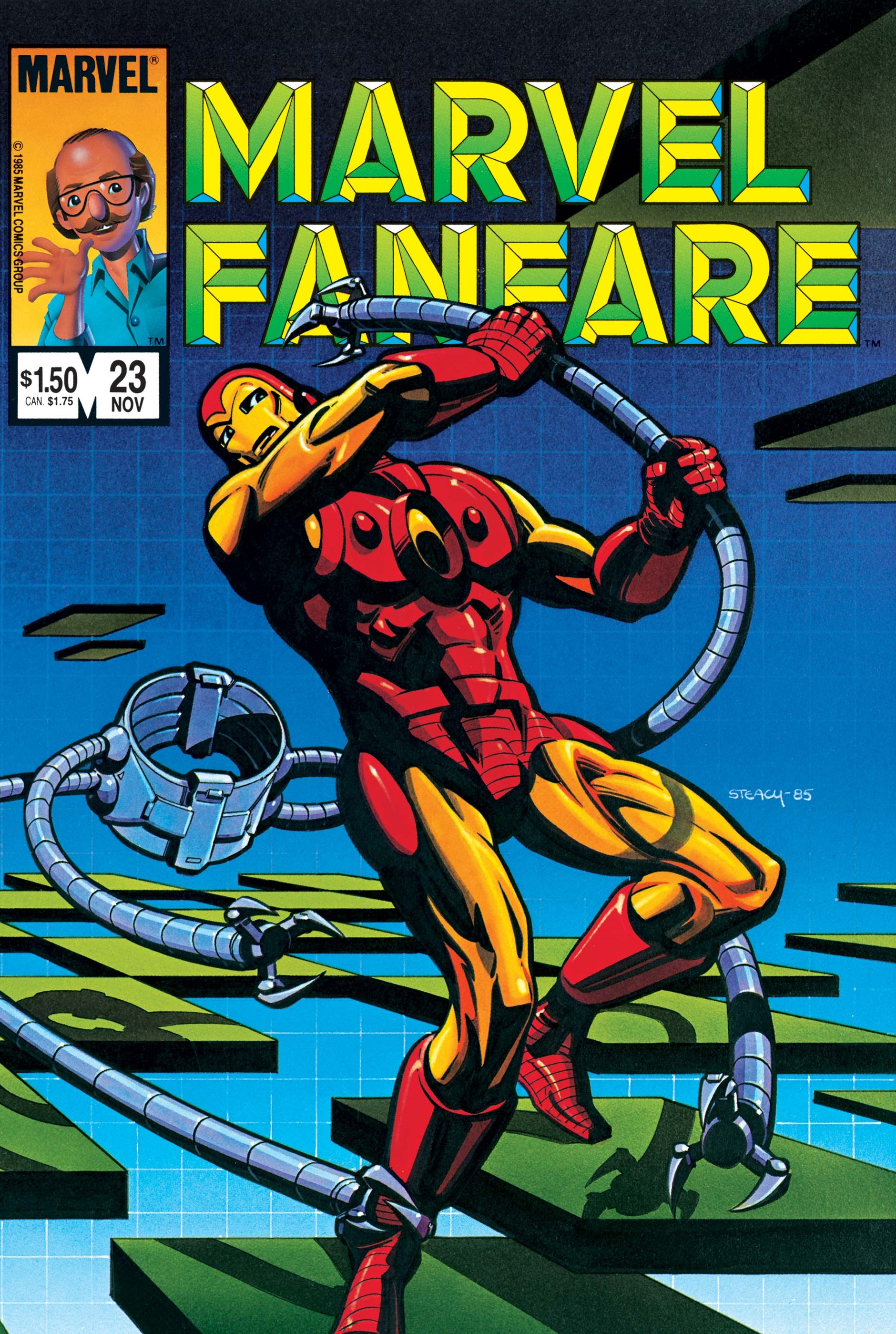 Marvel Fanfare (1982) #23