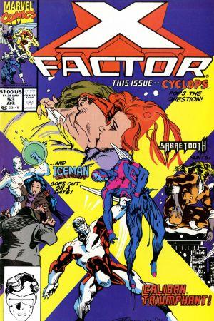 X-Factor (1986) #53