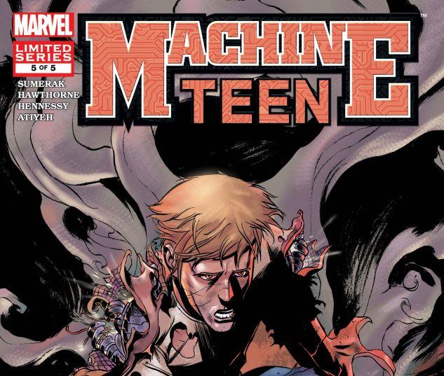 MACHINE TEEN (2005) #5