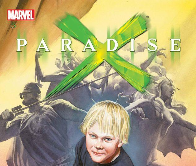 PARADISE X (2002) #5
