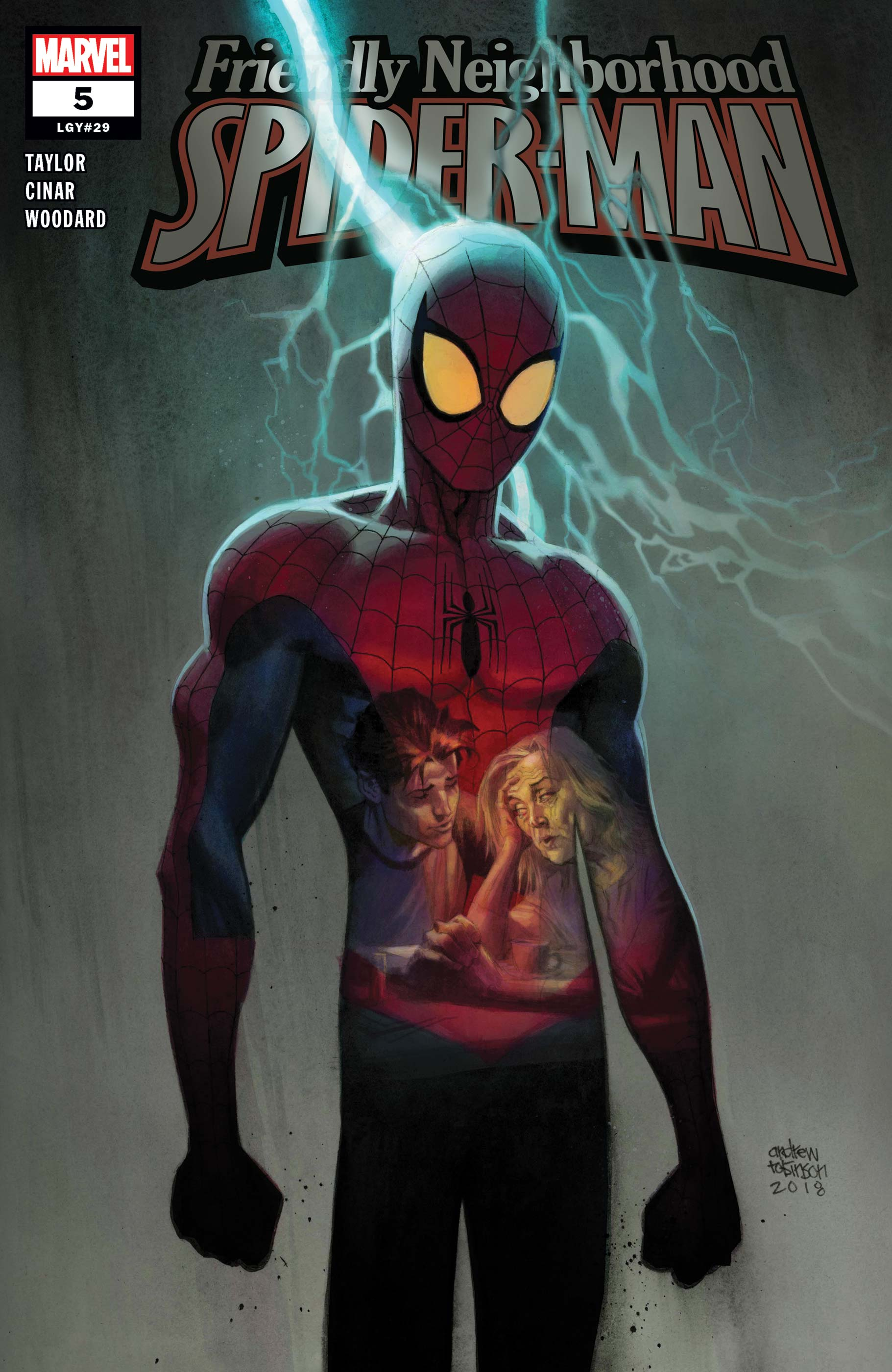 Friendly Neighborhood Spider-Man (2019) #5