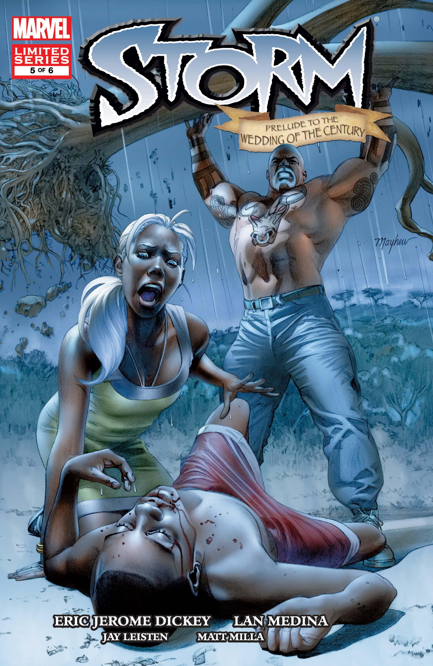 Storm (2006) #5