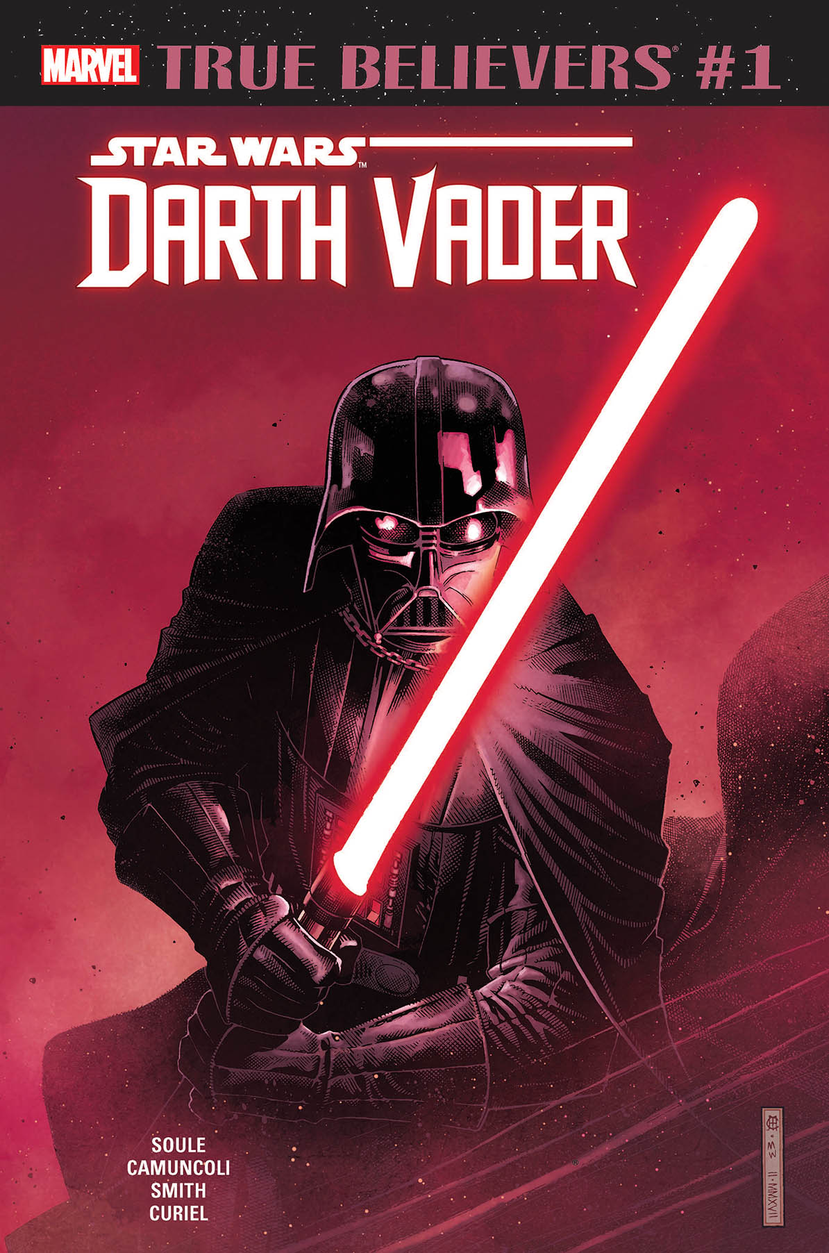 True Believers: Star Wars - Darth Vader (2019) #1