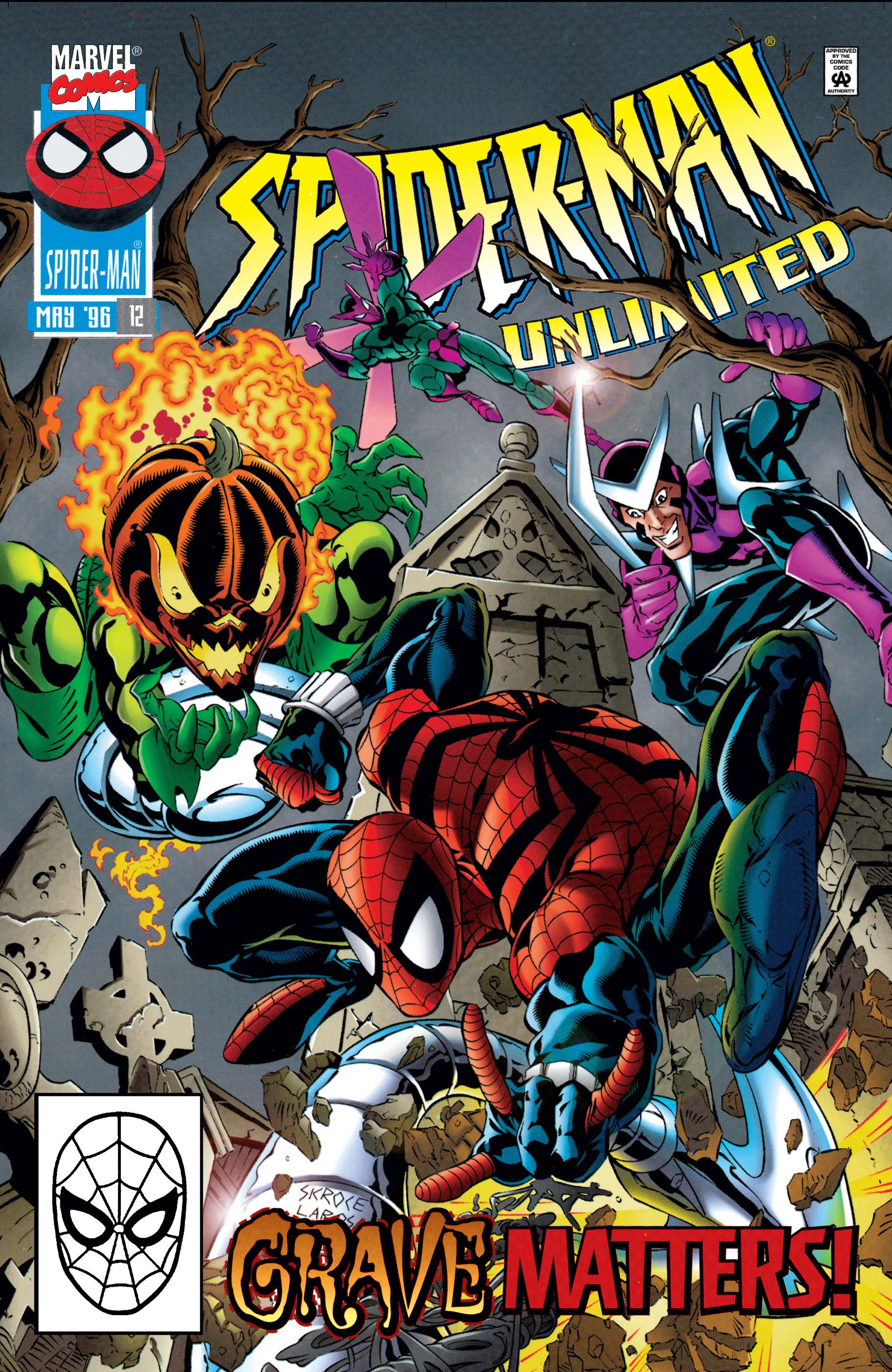 Spider-Man Unlimited (1993) #12