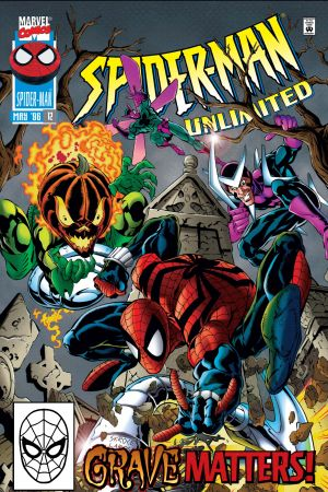 Spider-Man Unlimited (1993) #12