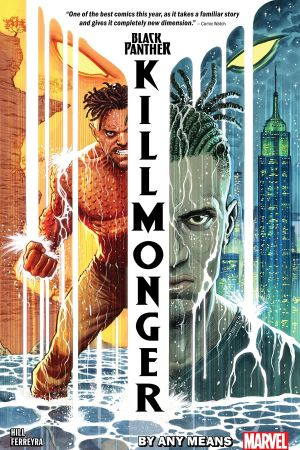 Black Panther: Killmonger - By Any Means (Trade Paperback)