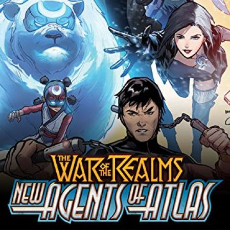 War of the Realms: New Agents of Atlas (2019)