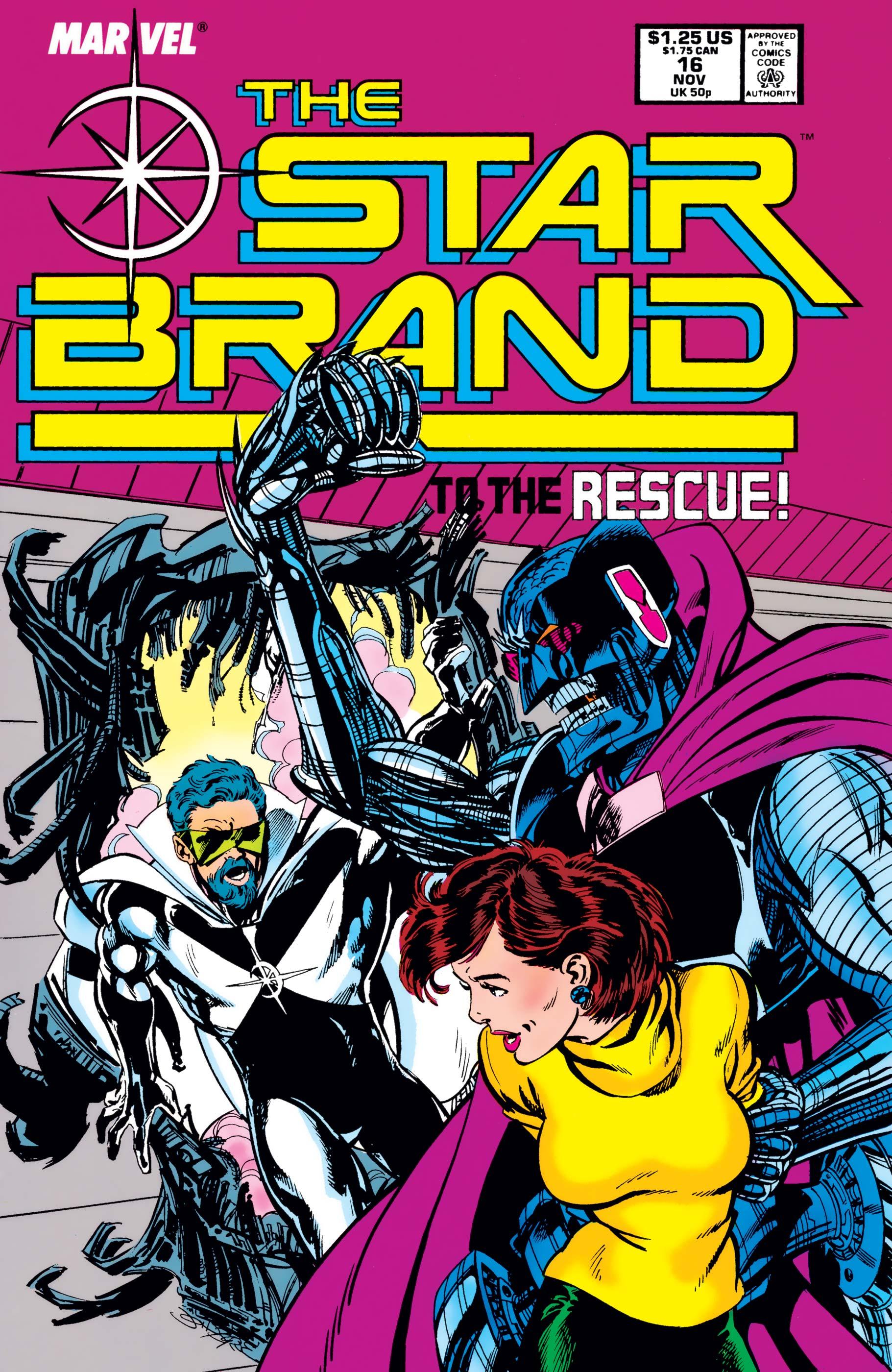 Star Brand (1986) #16