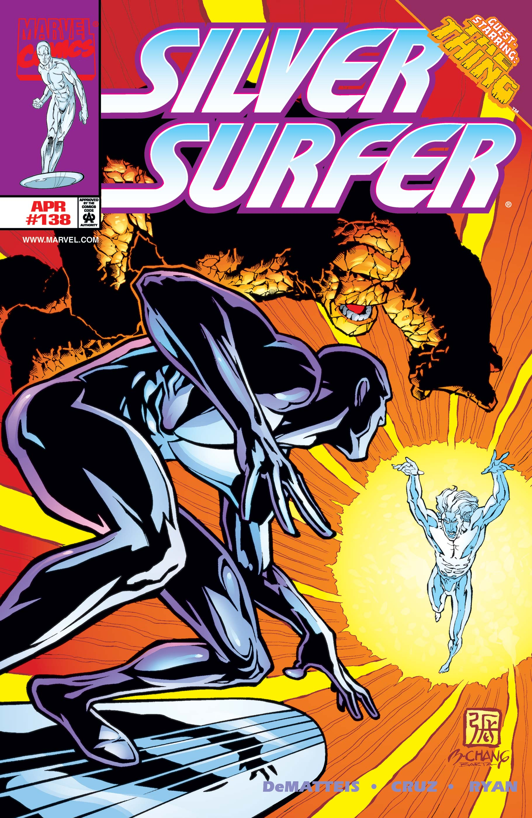 Silver Surfer (1987) #138