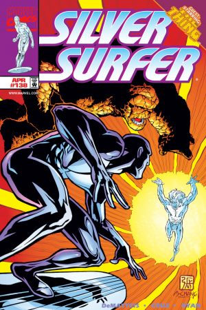 Silver Surfer #138